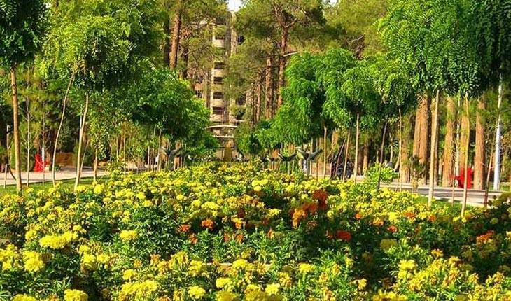 باغ جنت، نگینی بر انگشتر شیراز