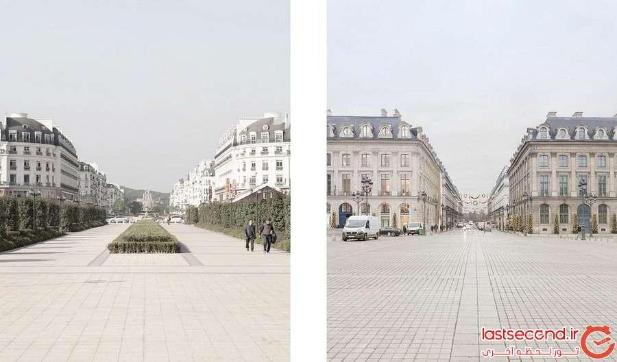تیاندوچنگ ؛ پاریس قلابی چین