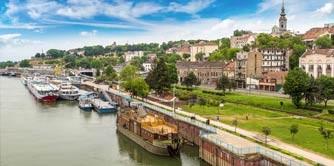 سفر به نادیده های صربستان