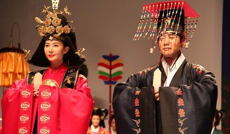 «هنباک» لباس ملی کره را بیشتر بشناسیم !