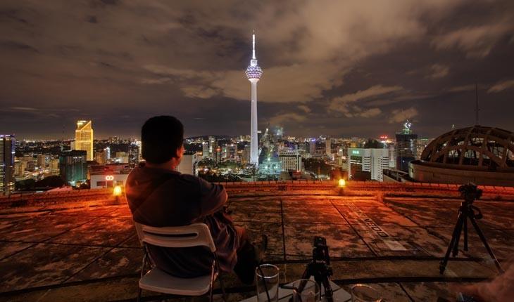 5 نقطه در کوالالامپور برای گرفتن عکس های پانورامیک از شهر