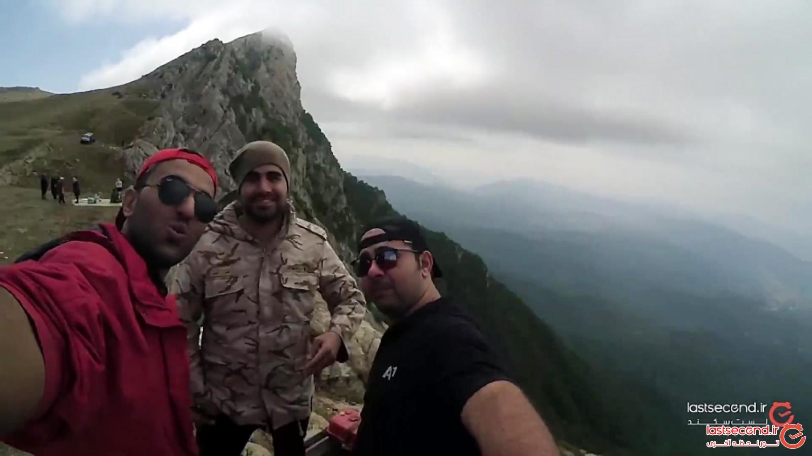 طبیعت گردی به سبک جوان های ایرانی