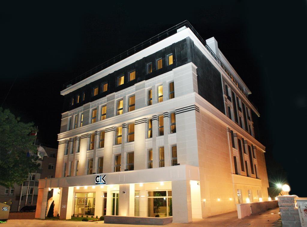 هتل سی کی فارابی