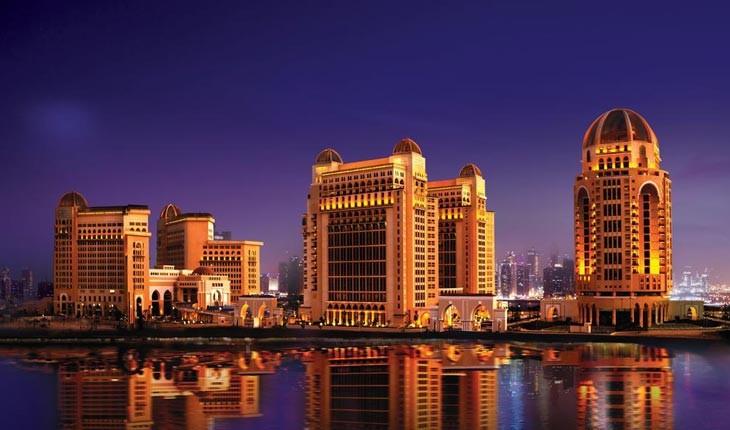 هتل سنت رجیس ، از برترین هتل های دوحه
