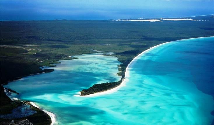 فریزر آیلند ؛ خطرناک ترین ساحل جهان
