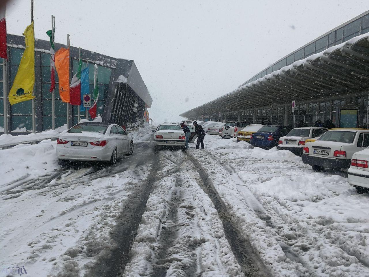 کرایه فرودگاه امامخمینی تا تهران 1 میلیون تومان شد!