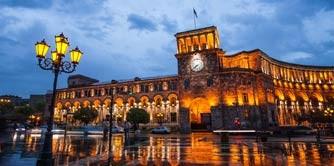 سفر زمینی به ارمنستان و گرجستان و همچنین ایرانگردی