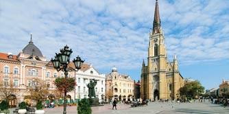 سفر به بلگراد و نوی ساد، یادگار یوگوسلاوی سابق