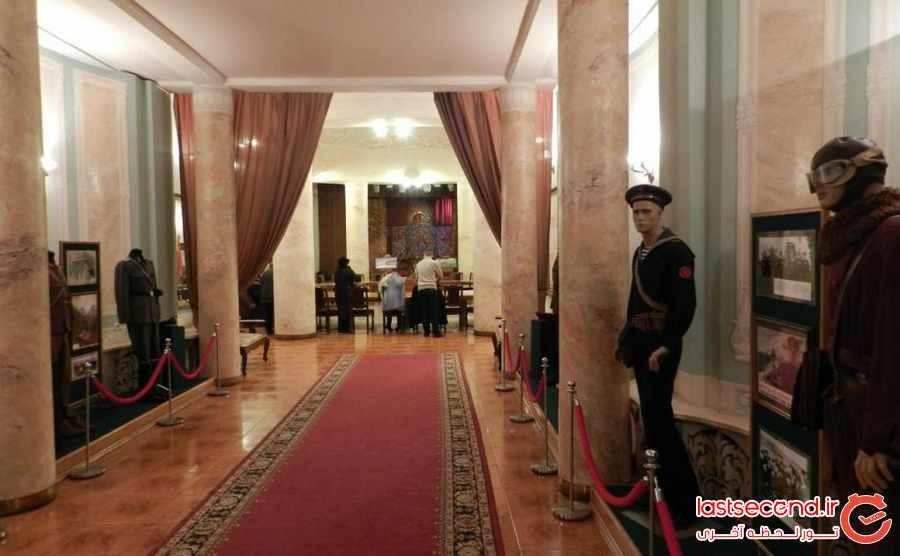 5 مکان مخفی در مسکو که فقط مردم محلی از آن باخبرند 