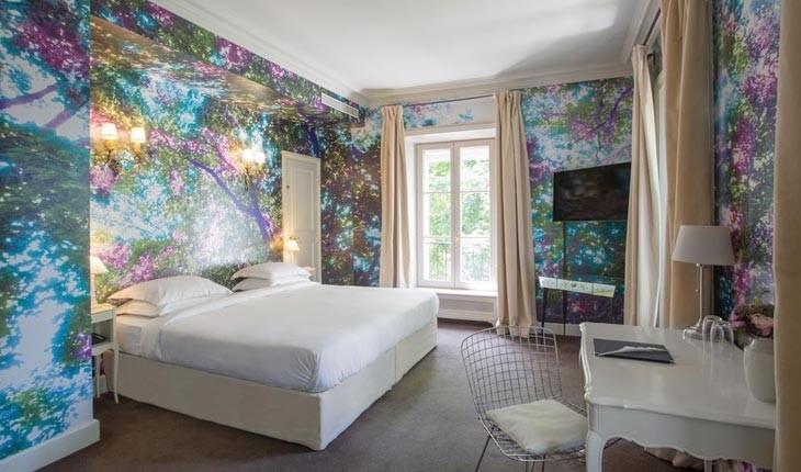 شیک ترین هتل های پاریس
