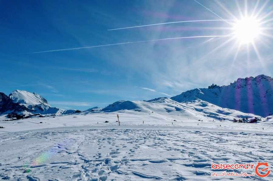 تصاویری از زیبایی های کوهستان و بیابان های کانادا