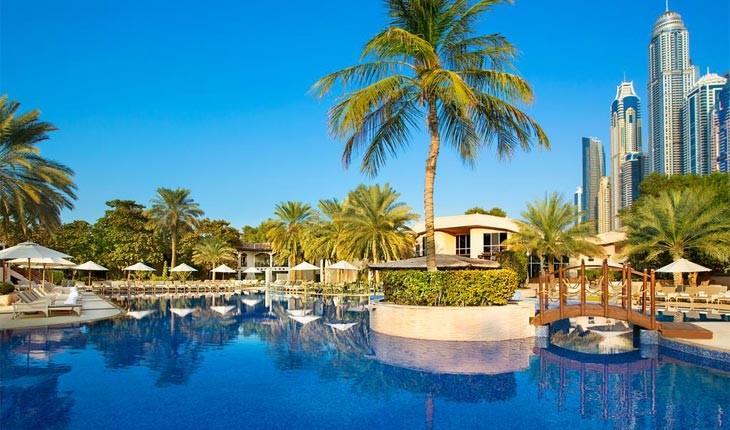 هتل حبتور گرند ، هتلی بی نظیر در ساحل جمیرا دبی 
