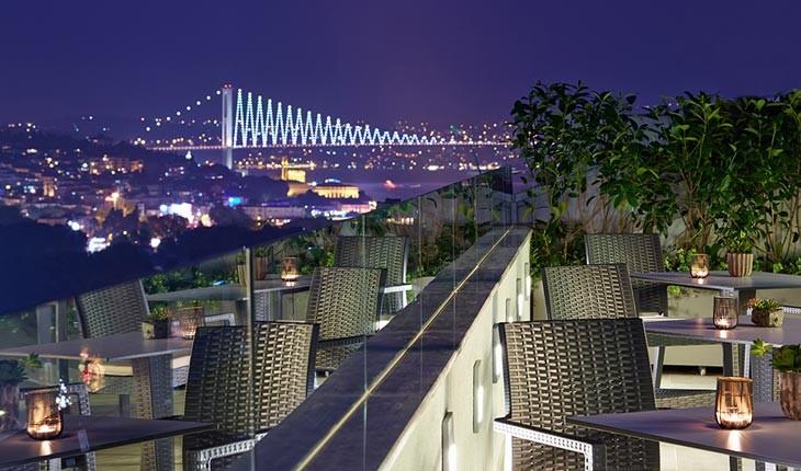 هتل مرکیور استانبول تکسیم ، بهترین انتخاب برای اقامت در قلب استانبول 
