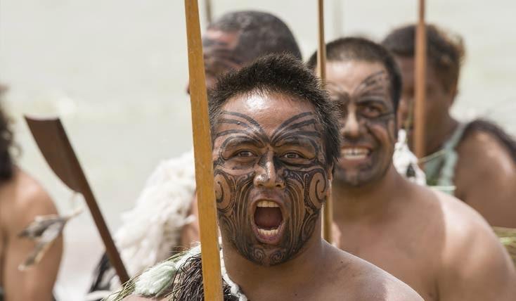 هاکا: رقص تهاجمی مائوری های نیوزیلند