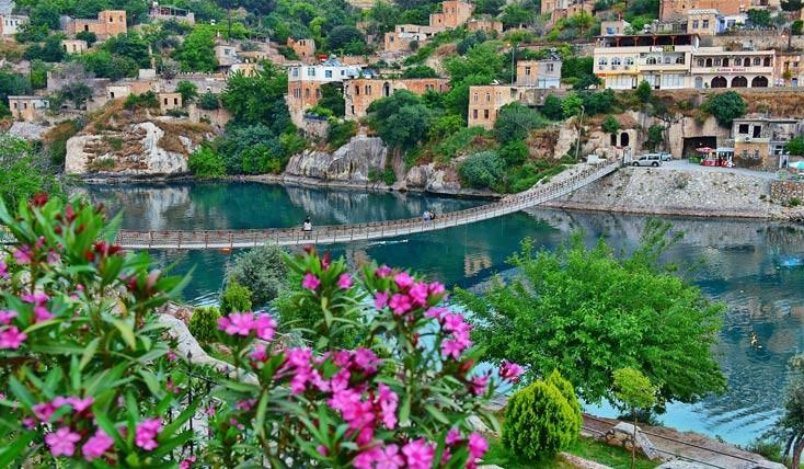 14 شهر آرام در ترکیه