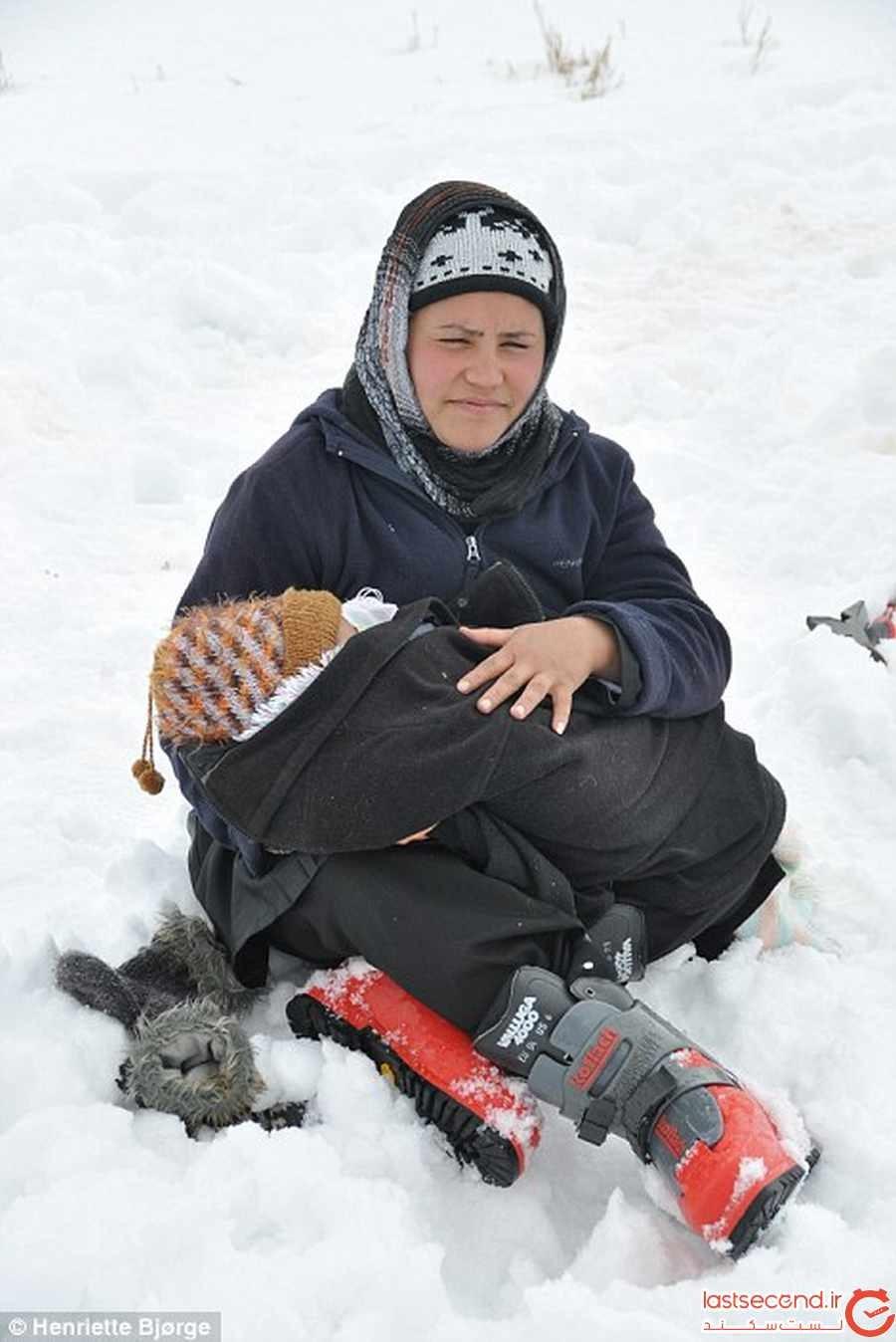 داستان اولین زنان اسکی باز افغانستان