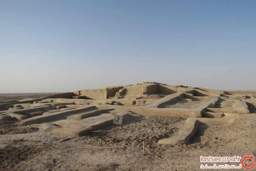 شهر سوخته زابل میراث جند هزار ساله