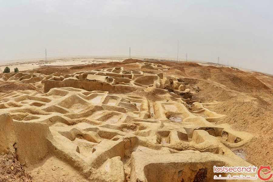 شهر سوخته زابل میراث چند هزار ساله ایران