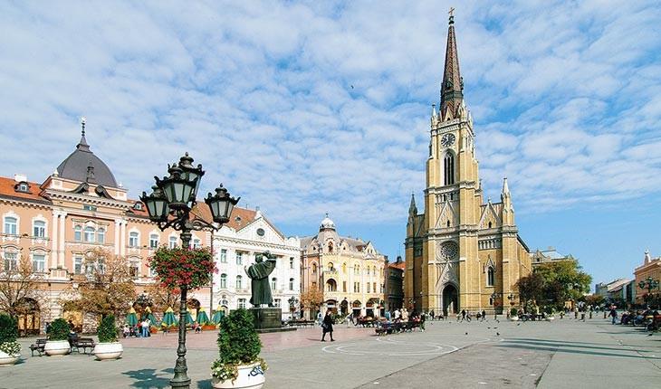 نوی ساد , دومین شهر بزرگ صربستان