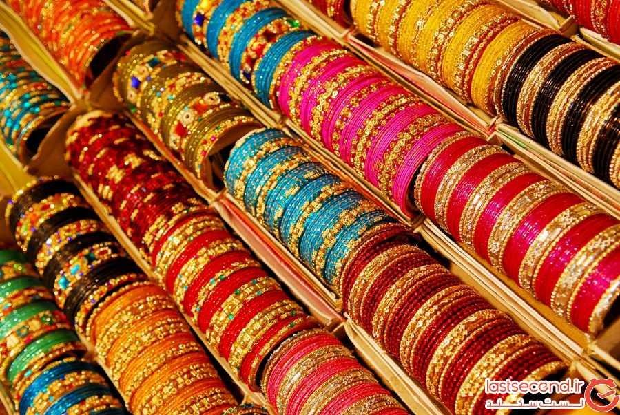 بهترین مکان ها برای خرید در جیپور