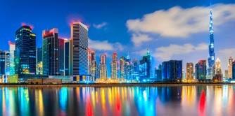 دبی در هفته اخر ژانویه