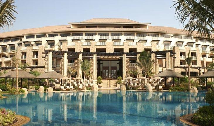 سوفیتل پالم ریزورت اند اسپا ، هتلی لوکس و تماشایی در دبی