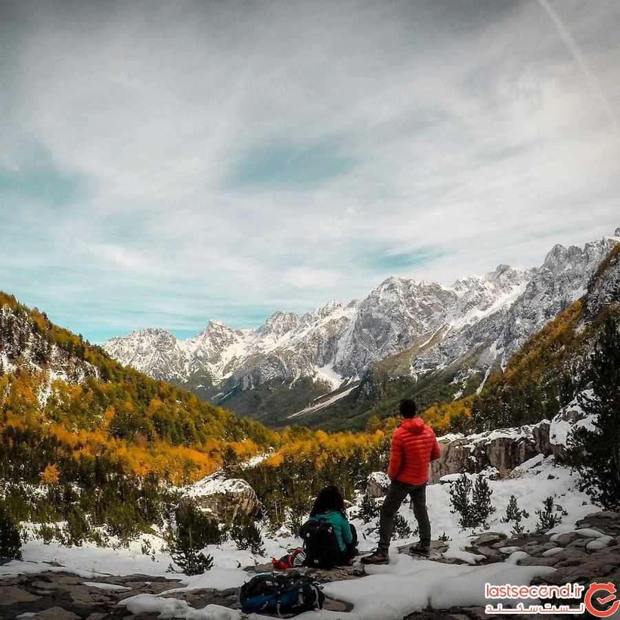 تصاویری از آلبانی که شما را متحیر می کند 
