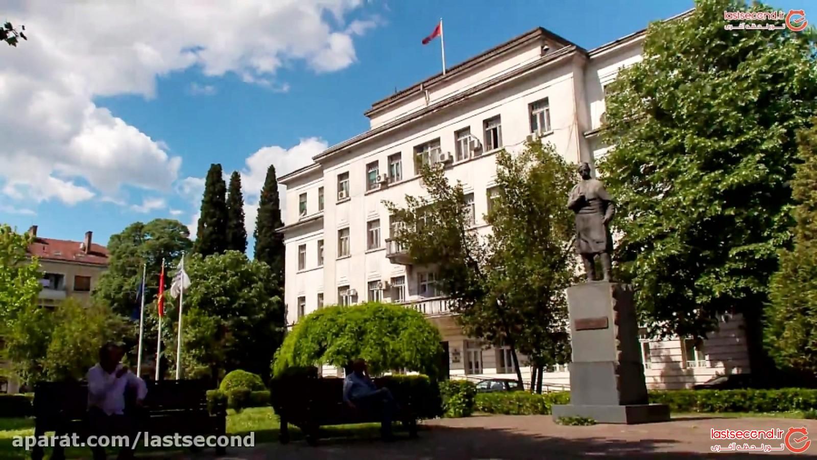 پودگوریتسا، پایتخت آرام مونته نگرو