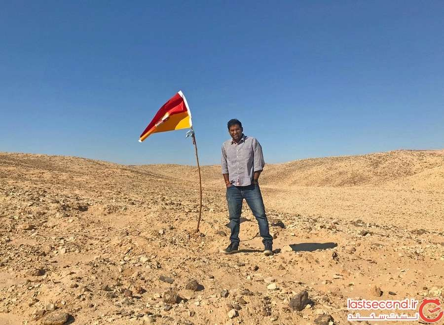 افراد دیگری نیز همین عمل را انجام دادند. سال گذشته یک تاجر هندی به نام سویاش دیکسیت خود را به بیر تاویل رسانده و پرچم خود را در خاک آن برافراشت