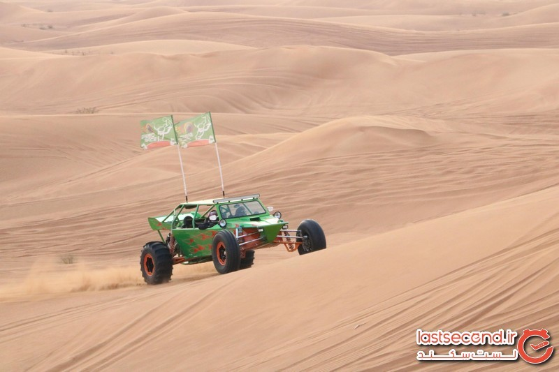 سفر به نگین خاورمیانه، امارات (سفرنامه دبی و ابوظبی)