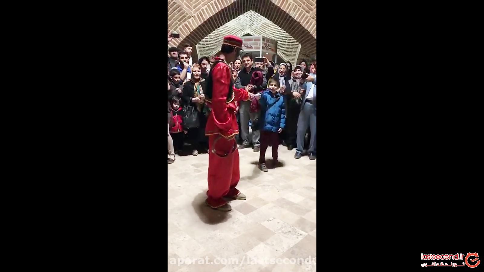 عید و نوروز مگه میشه بی حاجی فیروز!