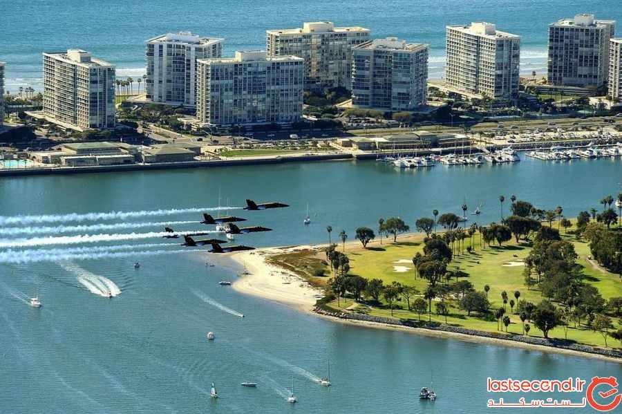 ده شهر که بهترین آب و هوا را دارند 