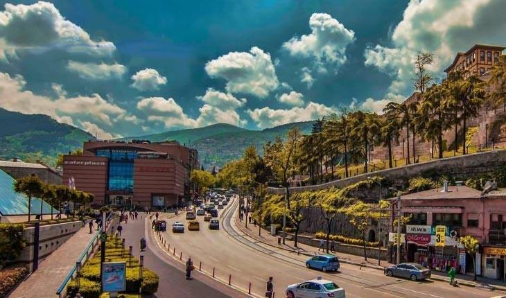 بورسا ، پایتخت فراموش شده ترکیه 