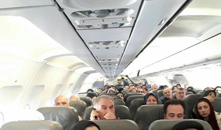 گروگانگیری 200 مسافر ایرانی توسط فرودگاه بغداد