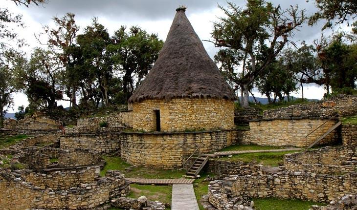 دژ کولپ ، از عجایب باستانی پرو