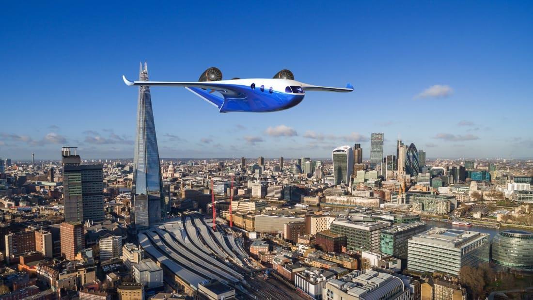 جت استارلینگ؛ هواپیمایی که مانند یک بالگرد به پرواز در می آید