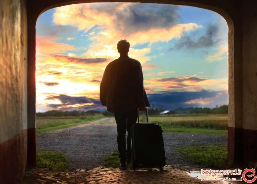 چگونه در سفرهای انفرادی در مخارج خود صرفه جویی کنید