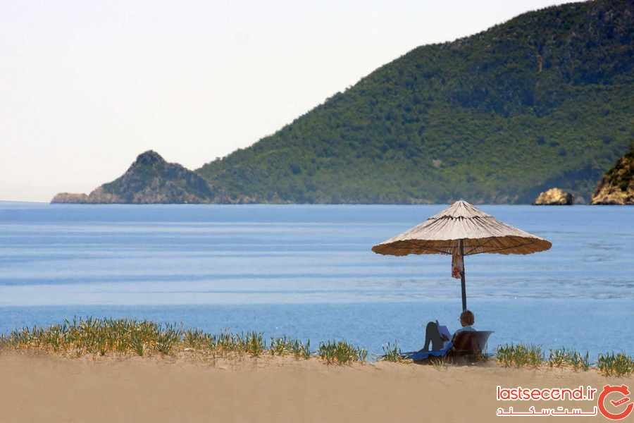 با بهترین سواحل ترکیه آشنا شوید