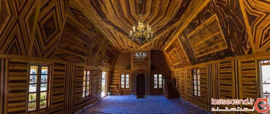 دهکده چوبی، قصه ای واقعی نیشابور