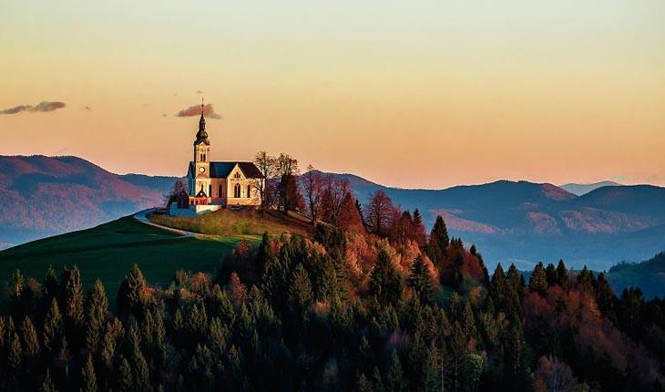تصاویری از اسلوونی که شما را شگفت زده می کنند