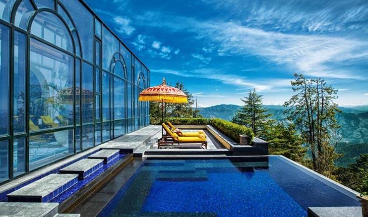 هتل وایلدفلاور هال شیملا ( Wildflower Hall Shimla ) ، هتلی خارق العاده در دل کوههای هیمالیا