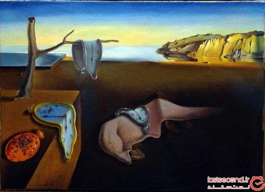 مشهورترین نقاشی های جهان 