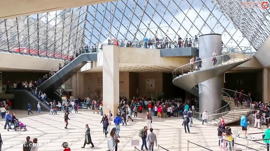 یک روز پیاده روی در پاریس