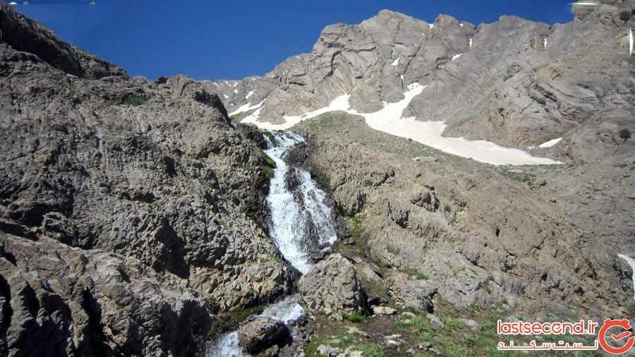 کول جنون اعجاز کوه های لرستان