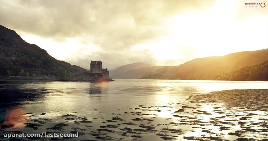 اسکاتلند بهشت تسخیر شده با آب و سنگ