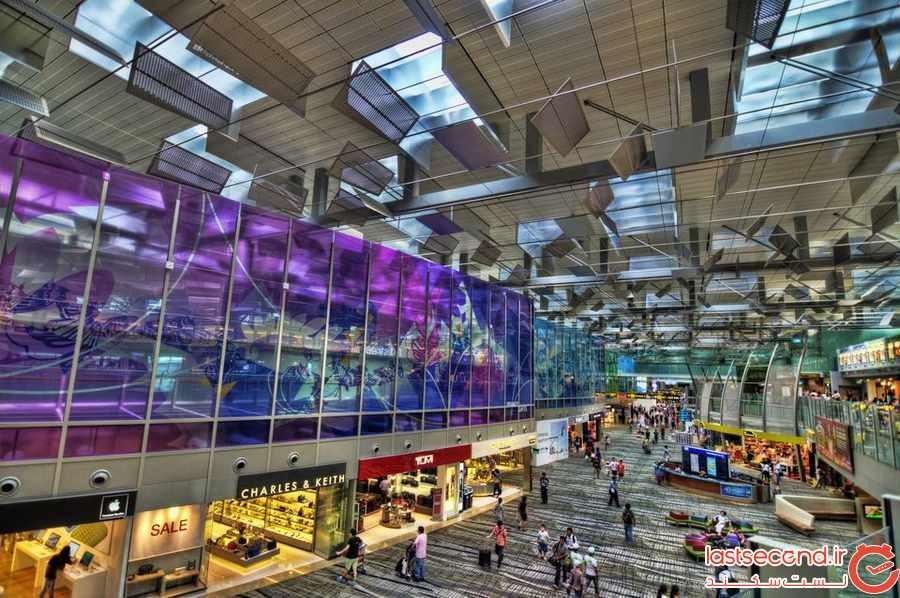 برترین فرودگاه جهان کجاست ؟