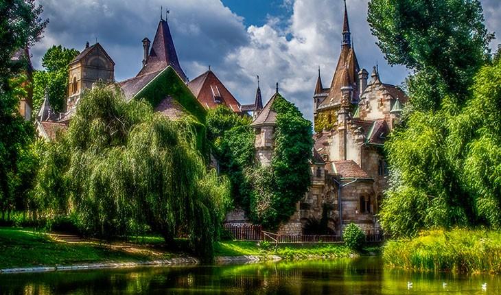 زیباترین قلعه های مجارستان 