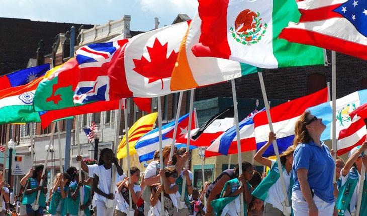 8 کشوری که یک چیز مشترک دارند