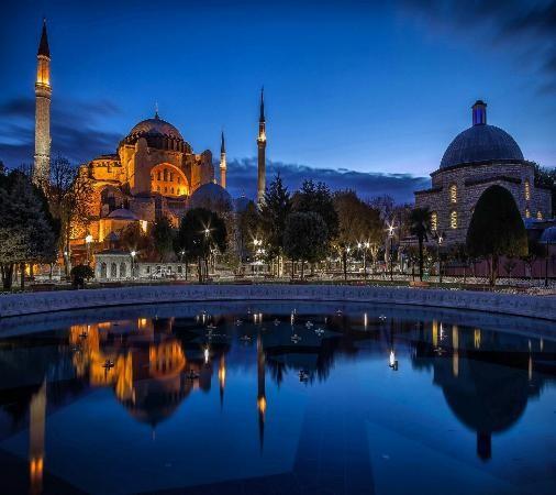 Hagia Sophia Mosque (Ayasofya)