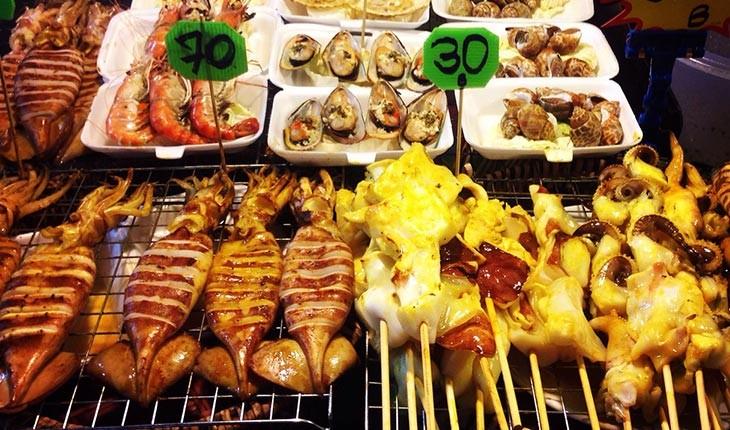 بهترین غذاهایی خیابانی درمحله ی Sukhumvit در بانکوک